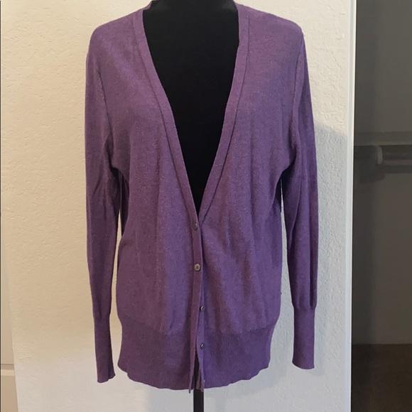 3/$15 Purple Cardigan🐿🐿